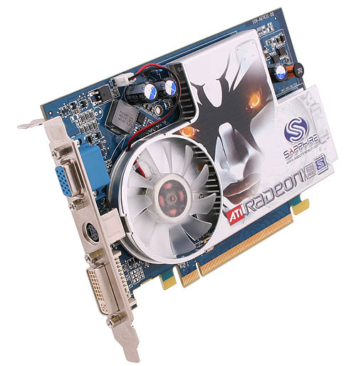 We haven't actually covered a retail version of this less powerful member of ATI's Radeon X1600 series for a full review but those on a budget may consider it if only for the technology found in the Radeon X1000 series. There are also AGP variants for users still stuck on older motherboards.