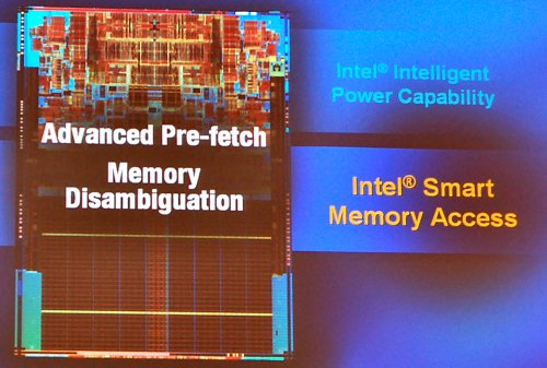 Memory Disambiguation is a new feature for Core microarchitecture memory optimization.