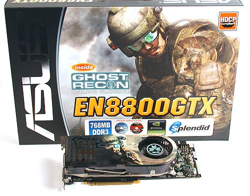 As usual, ASUS' packaging is gigantic and it is easily the largest of the lot. Most of it is just foam and cardboard but the Ghost Recon Advacned Warfighter theme and tieup is a nice treat for gamers. Now if only they made the box easier to carry.