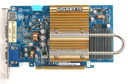 GIGABYTE GEFORCE 7300GT DRIVERS FOR WINDOWS XP