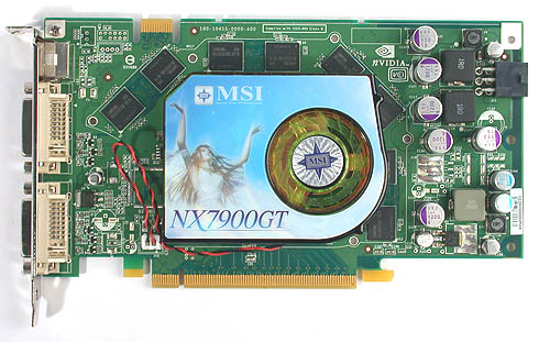 The MSI decal is the only difference between this and any other reference card.
