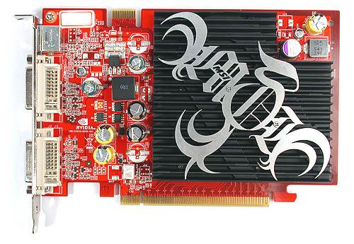 The MSI NX7600GS-T2D256EH : MSI NX7600GS-T2D256EH (GeForce