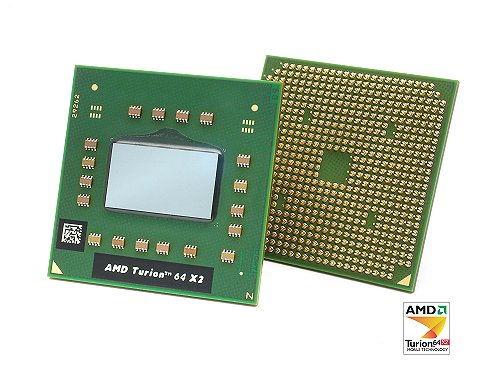 A look at the new Turion 64 X2 chip and its new pin layout for Socket S1.