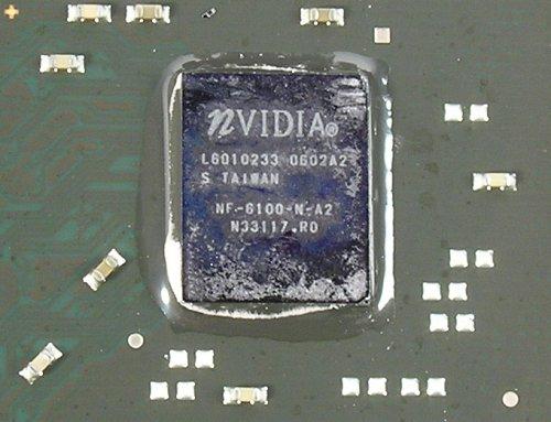 GeForce 6100 GPU chipset under the hood.