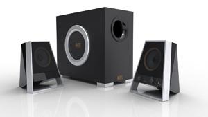 Altec Lansing VS2621 2.1 Speakers