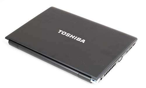 Looking sleek and sexy is this Toshiba Portege R700. While it now has processor options going as high as the Intel Core i7 model, the new R700 won't have a huge price as it's using a normal 500GB HDD instead of an SSD unit. More storage space with reasonable price and performance sounds like a good deal.