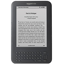 Amazon Kindle (3rd Generation)