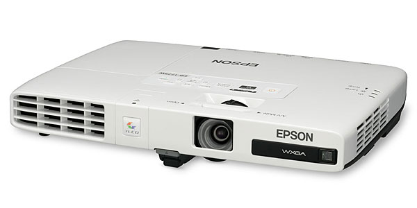 The EB-1775W is the thinnest 3000-lumen 3LCD projector in the world.