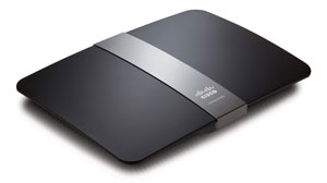 Linksys by Cisco E4200