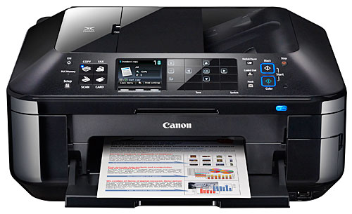 The Canon PIXMA MX886 packs lots of user-friendly features. But does its print quality measure up?