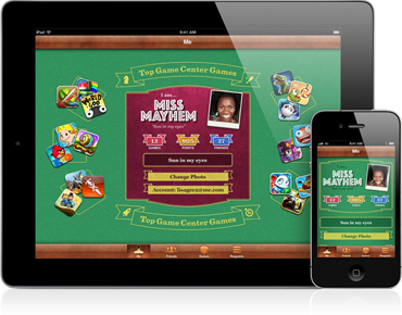 Achievement points and friends recommendations are added to the community aspect of Game Center.