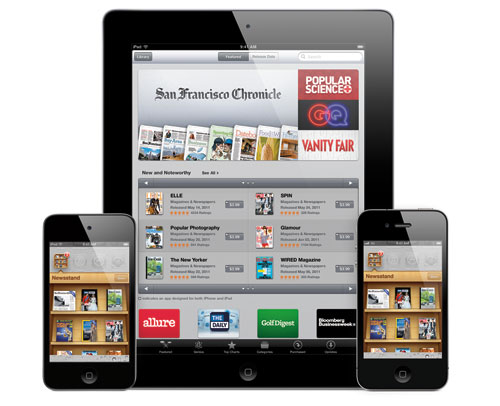 Who knows, you might get our latest issue of HWM on Apple's Newsstand in the near future.