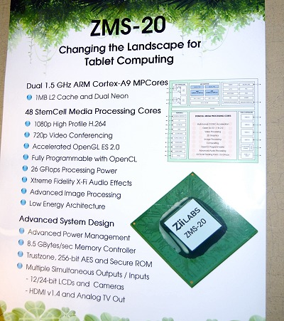 Here are some key specs of the new ZMS-20 processor.