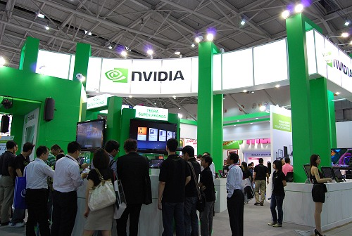 While NVIDIA was showing off its full set of hardware and capabilities at the show floor, the real draw for most was even more Tegra powered super phones and tablets.