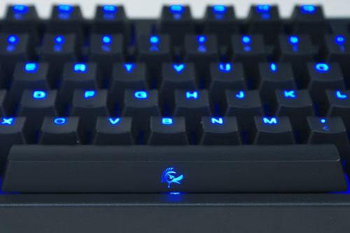 3e96bb97e43 The Ducky DK-9008 Shine is a backlit mechanical keyboard that sports a 104+
