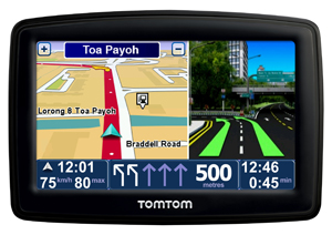 TomTom XL 250 South East Asia