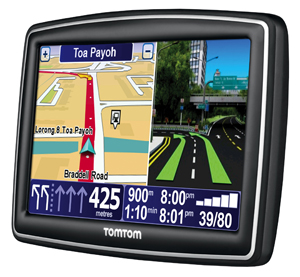 TomTom XXL 550 South East Asia