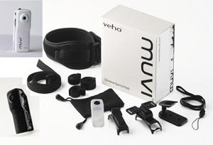 Veho Muvi Micro DV Camcorder + ESP Bundle