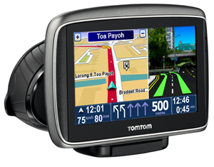 TomTom GO 750 South East Asia