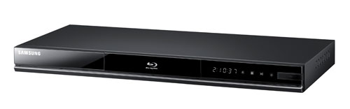 Too intimidated by Blu-ray disc prices to consider getting your own BD player? This little black box from Samsung might help change your mind, especially once you read about what it comes with.
