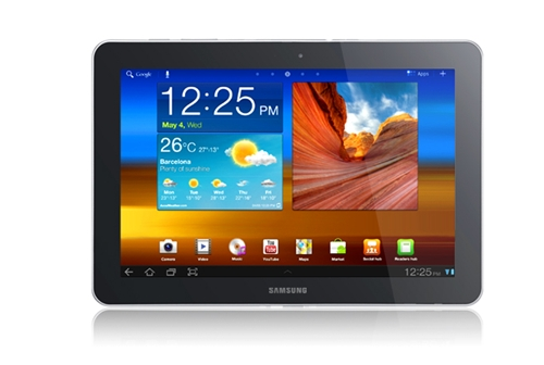 Does the Samsung Galaxy Tab 10.1 has what it takes to dethrone the Apple iPad 2?