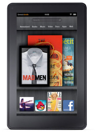 Image result for Amazon Kindle Fire and Kindle Touch