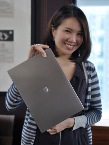 The HP Folio is indeed a beautiful product, and we can't wait to get our hands on one, once it comes out into the market -- which should be soon if HP wants to catch the festive season crowd.