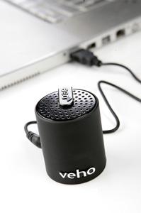Veho 360 Bluetooth Speaker