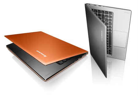 This is Lenovo's first but not last Ultrabook. The limited edition Clementine Orange that you see here is only available for the U300s, and can be found nowhere else in the market. Yet.