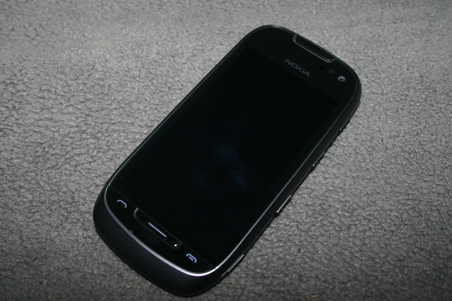 The Nokia 701 espouses a 3.5-inch screen that is covered with a Gorilla glass panel and like the N9, it makes use of Nokia's ClearBlack display.