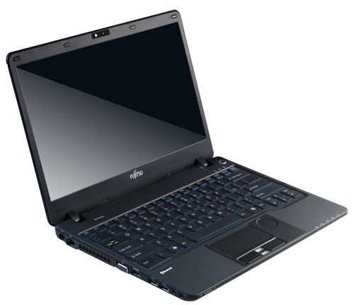 The Fujitsu Lifebook SH771 isn't suffering from an identity crisis. It's a thin-and-light business notebook that has an optical drive, yet weighs only 1.44kg - barely heavier than most Ultrabooks in the market, and lighter than some!