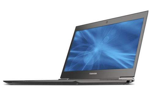Toshiba claims that the new Portege Z830 is the thinnest and lightest Ultrabook in the world right now, but how long it can hold on to that title is anyone's guess.