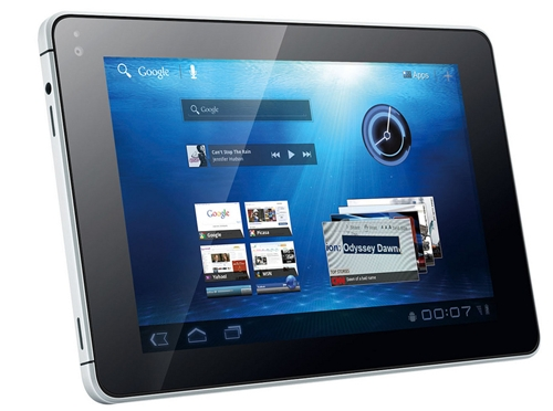 How does the Huawei MediaPad fare against the likes of other 7-inch tablets?
