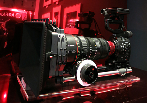 Canon claims it's just getting started with the Cinema EOS line. With gear that looks this good (that, of course, delivers the performance to match), exciting times are ahead for digital film-making.