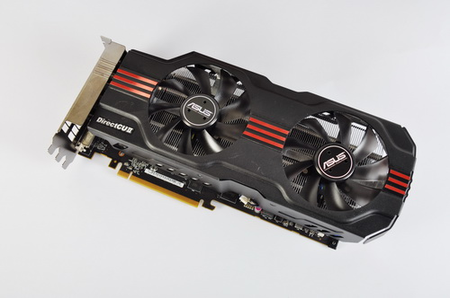 Brandishing the 'TOP' label signifies that this card is currently the most powerful HD 7950 in ASUS' portfolio.