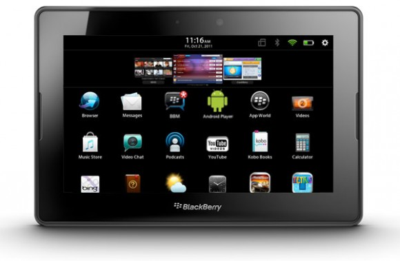 BlackBerry PlayBook OS 2 0 Now Available for Download - HardwareZone