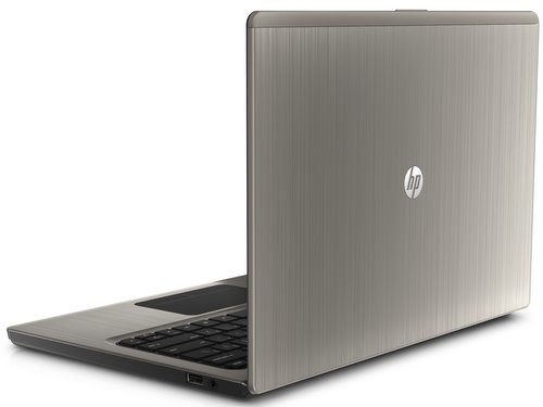 The Folio is fully covered in aluminum, and looks very much like a business-oriented machine from HP's Elitebook line-up.