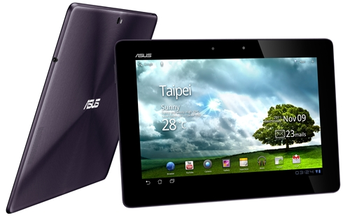 The ASUS Transformer Pad Prime is the world's first tablet to run on NVIDIA Tegra 3 quad-core processor. <br> Source: ASUS