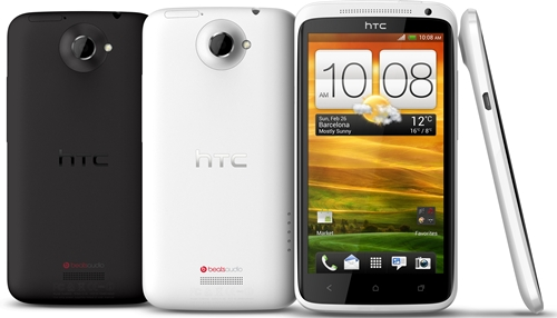 The HTC One X runs on NVIDIA Tegra 3 quad-core processor. <br> Source: HTC