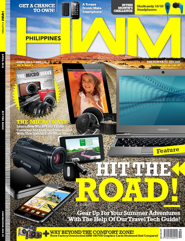 Click here to see more of what HWM's April issue has in store for you!