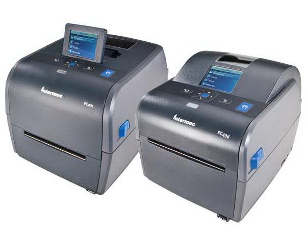 Intermec PC43d and PC43t