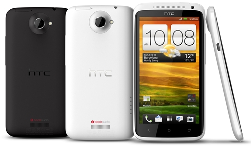 Brothers in arms: Can the HTC One X and the One XL fend off competition from the Samsung Galaxy S III? <br> Image source: HTC