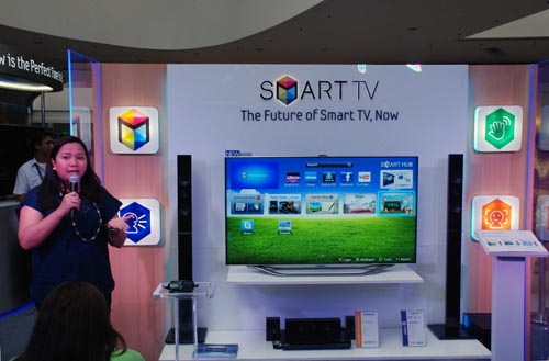 Samsung Finally Brings Out Its Smart Tv Roster For 2012