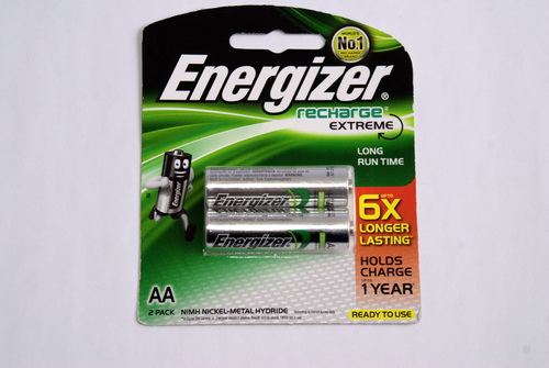 On the other hand, Recharge Extreme batteries offer six times longer lasting performance with 2300mAh capacity.