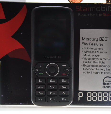Starmobile Mercury B201