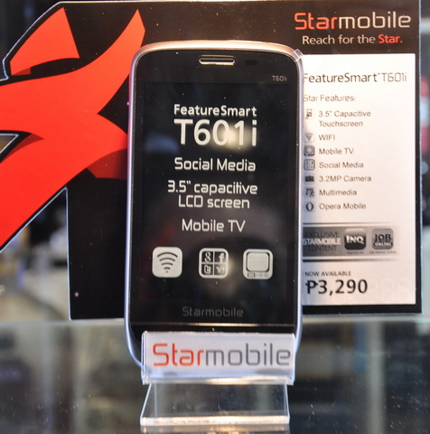 Starmobile FeatureSmart T601i