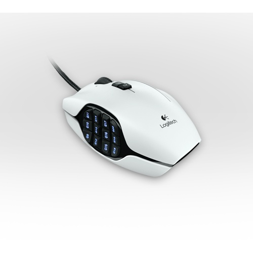 Photos of logitech g600 mmo gaming mouse