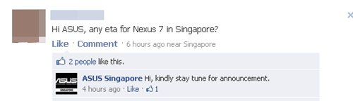 Image source: ASUS Singapore Facebook Page