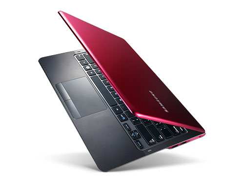 Looks like one, feels like one, but isn't one. The Samsung Series 5 Slim represents AMD's Trinity-based ultra-thin notebooks that are designed to contend with Intel's portability champs.