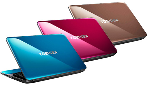 The Toshiba Satellite M840 is a 14-inch notebook that comes in three different metallic mirror finish: Blue Horizon, Pink Blush, and Gold Blaze.